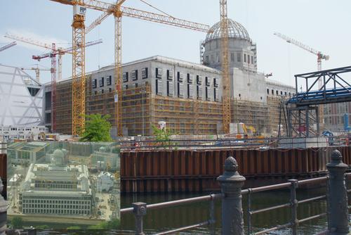 wolfseal Referenzprojekt Neues Stadtschloss Berlin