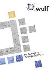 Imagebroschüre Roland Wolf GmbH