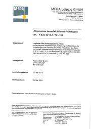 AbP wolfseal FBV Dichtungsbahn