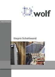 thepro Schottwand