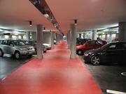 underground car park, Ulm (Germany)